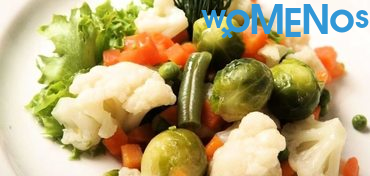 Postroynet how effortlessly? Use boiled vegetables for weight loss!