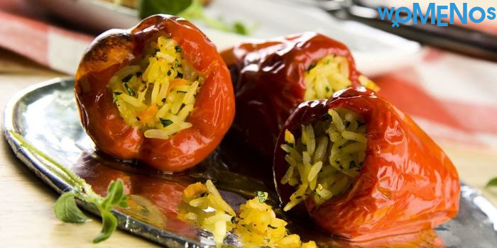 Recipes for peppers stuffed with vegetables for the winter