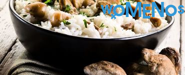 Learn to cook mushroom risotto