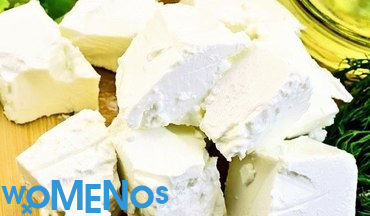 Recipes for feta cheese at home