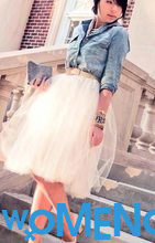 How to sew a do-it-yourself tutu skirt?